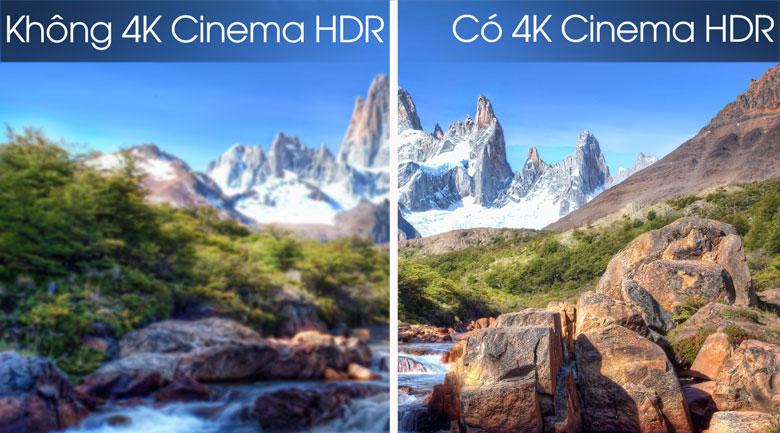 Smart Tivi OLED LG 4K 55 inch 55C9PTA công nghệ 4K Cinema HDR