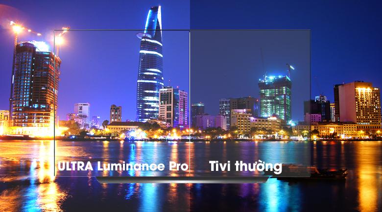 Tăng cường độ sáng hiệu quả với công nghệ ULTRA Luminance Pro - Smart Tivi OLED LG 4K 65 inch 65C9PTA