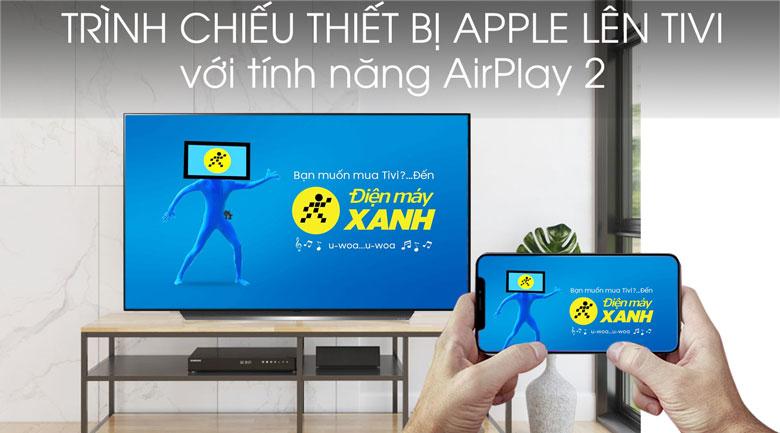 https://www.dienmayxanh.com/tivi/lg-65c9pta - AirPlay 2
