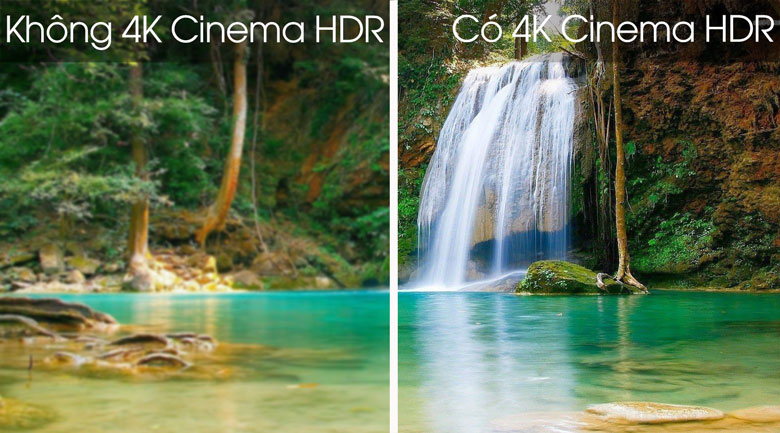 Smart Tivi OLED LG 4K 65 inch 65C9PTA có công nghệ 4K Cinema HDR