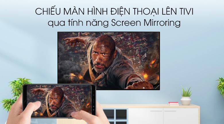 Tính năng Screen Mirroring - Smart Tivi OLED LG 4K 77 inch 77C9PTA