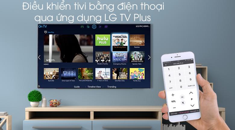 LG TV Plus - Smart Tivi OLED LG 4K 77 inch 77C9PTA