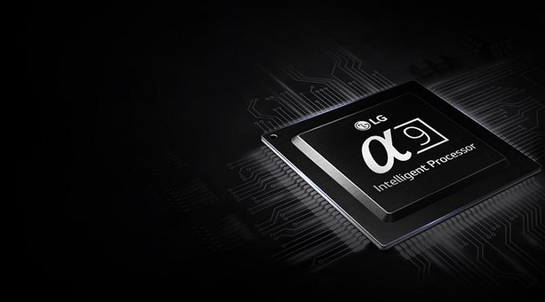 Trải nghiệm thực tế hơn với chip Alpha 9 - Smart Tivi OLED LG 4K 77 inch 77C9PTA