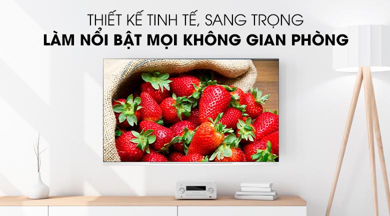 Thiết kế tinh tế, sang trọng - Smart Tivi OLED LG 4K 55 inch 55E9PTA Mẫu 2019