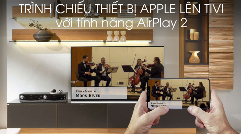 Smart Tivi OLED LG 4K 55 inch 55E9PTA - AirPlay 2