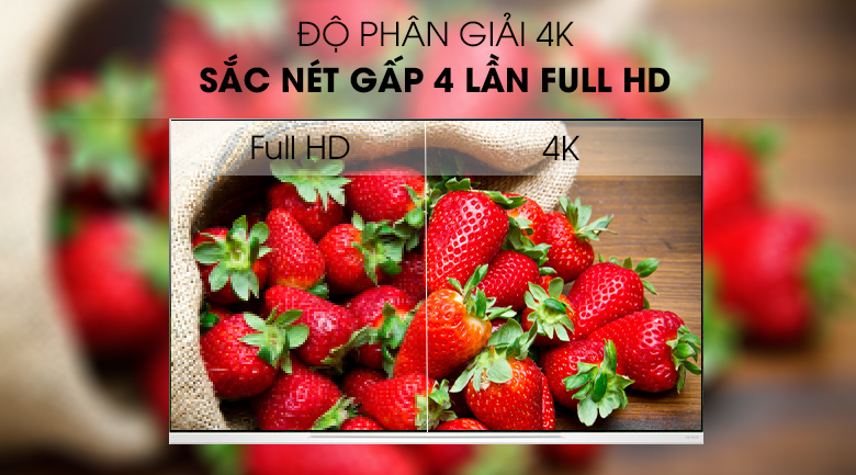 Độ phân giải 4K - Smart Tivi OLED LG 4K 55 inch 55E9PTA Mẫu 2019