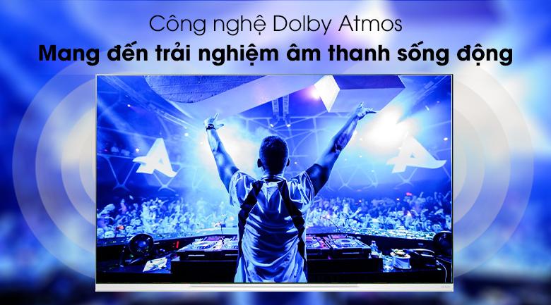 Dolby Atmos - Smart Tivi OLED LG 4K 55 inch 55E9PTA Mẫu 2019