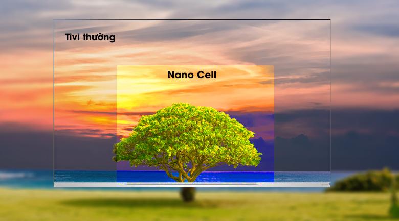 Smart Tivi OLED LG 4K 65 inch 65E9PTA có công nghệ Nano Cell 2 tốt nhất trên tivi LG 4K