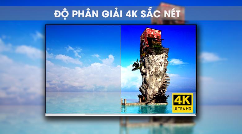 Smart Tivi OLED LG 4K 65 inch 65E9PTA có độ phân giải 4K nét gấp 4 lần Full HD