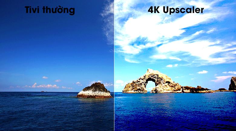 Smart Tivi OLED LG 4K 65 inch 65E9PTA công nghệ 4K Upscaler cho trải nghiệm tuyệt vời