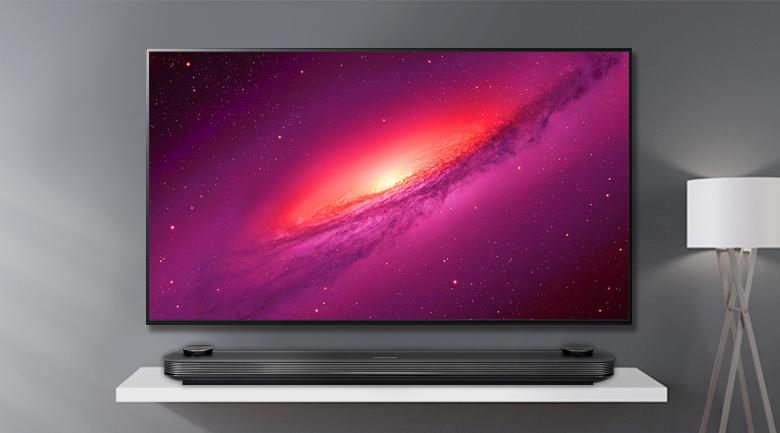 Smart Tivi OLED LG 4K 65 inch 65W9PTA - Thiết kế