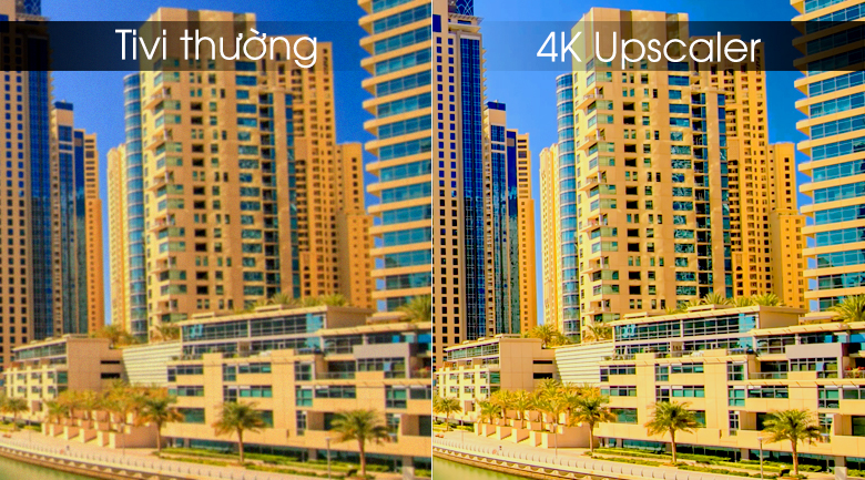 Smart Tivi OLED LG 4K 65 inch 65W9PTA - 4K Upscaler