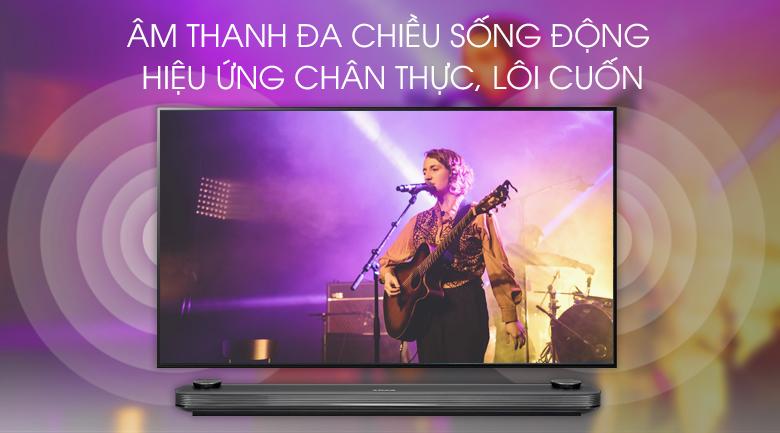 Smart Tivi OLED LG 4K 65 inch 65W9PTA - Dolby Atmos