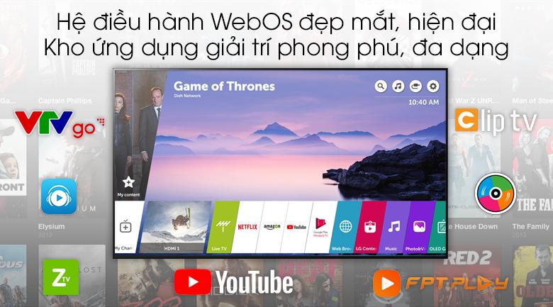 Smart Tivi OLED LG 4K 65 inch 65W9PTA - WebOS