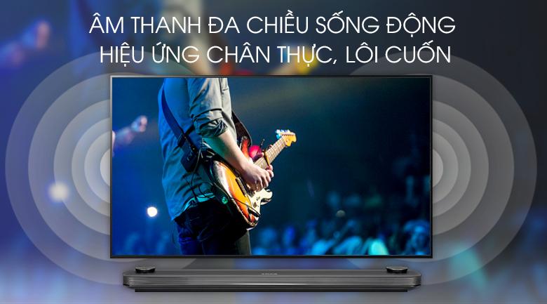 Smart Tivi OLED LG 4K 77 inch 77W9PTA - Công nghệ âm thanh