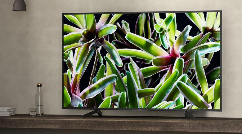 Smart Tivi Sony 4K 65 inch KD-65X7000G - Thiết kế