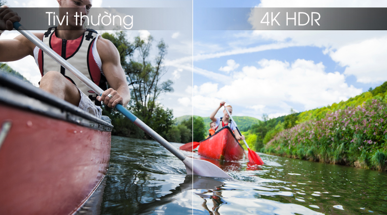 Smart Tivi Sony 4K 65 inch KD-65X7000G - 4K HDR
