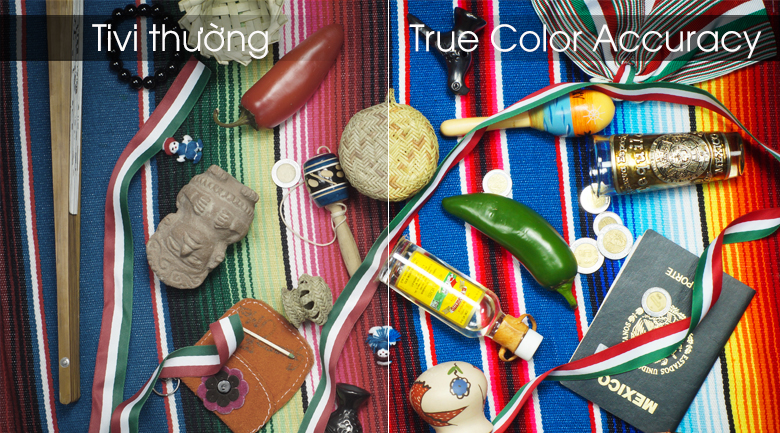 Smart Tivi LG 4K 75 inch 75UM7500PTA - True Color Accuracy