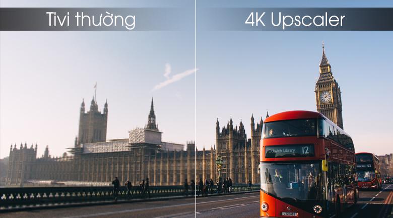Smart Tivi LG 4K 75 inch 75UM7500PTA - 4K Upscaler