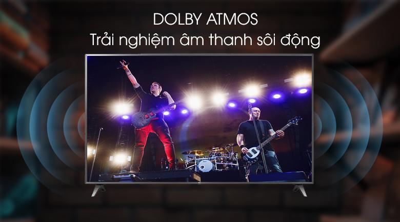 Smart Tivi LG 4K 75 inch 75UM7500PTA - Dolby ATMOS