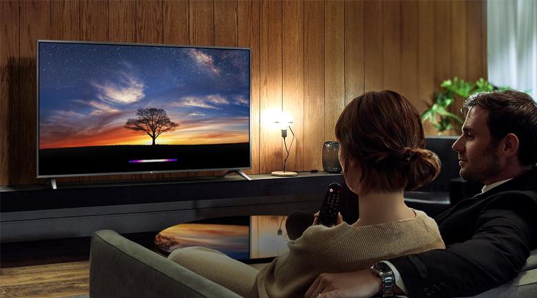 Smart Tivi LG 4K 86 inch 86UM7500PTA - Thiết kế
