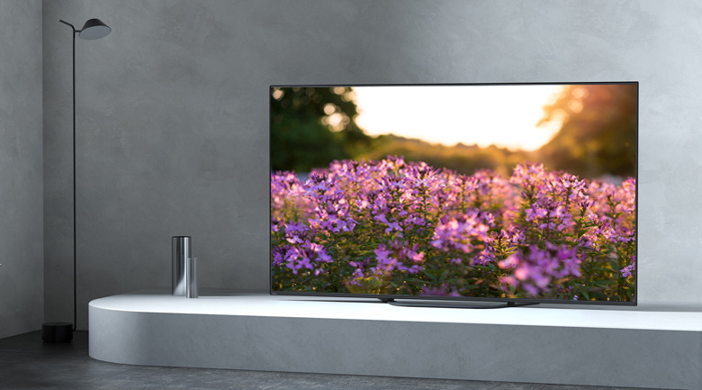 Android Tivi OLED Sony 4K 55 inch KD-55A9G - Thiết kế