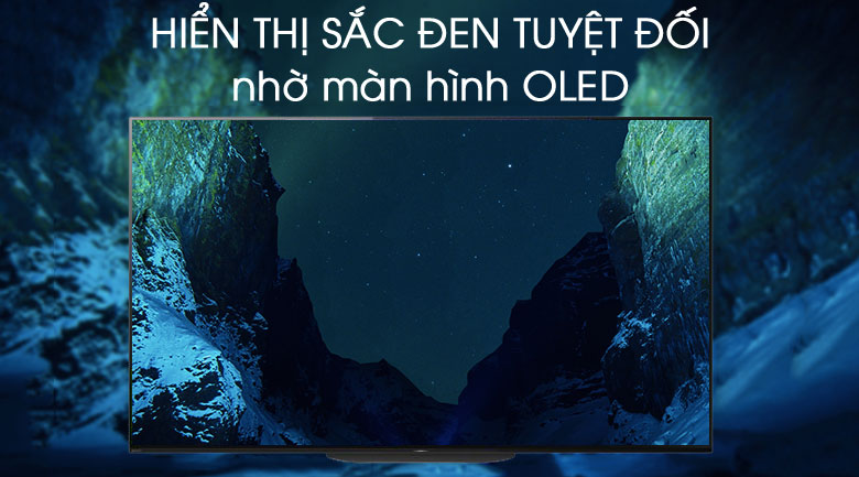 Android Tivi OLED Sony 4K 65 inch KD-65A9G - OLED