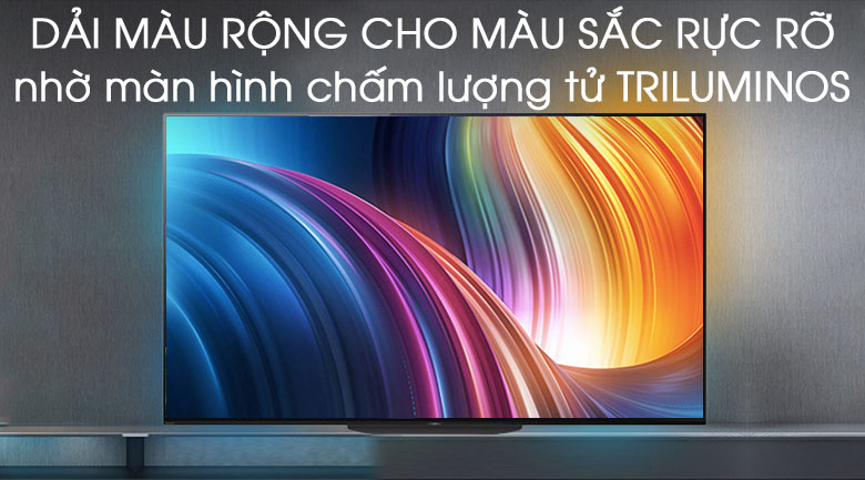 Android Tivi OLED Sony 4K 65 inch KD-65A9G - Triluminos