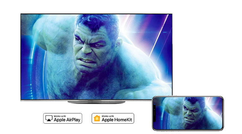 Airplay 2 - Android Tivi OLED Sony 4K 65 inch KD-65A9G