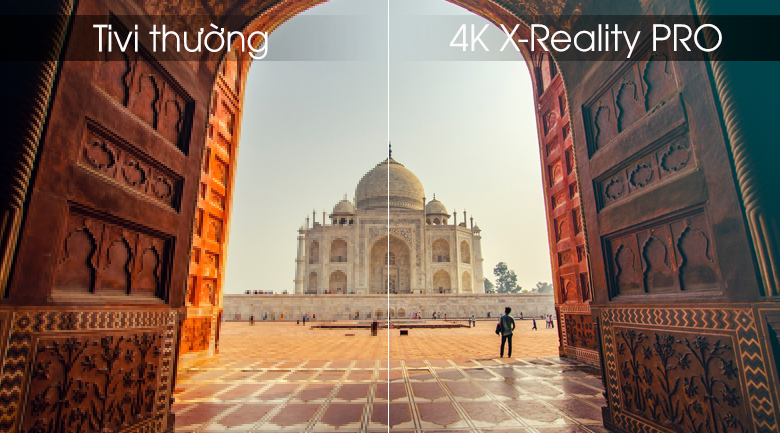 Android Tivi OLED Sony 4K 65 inch KD-65A9G - 4K X-Reality PRO
