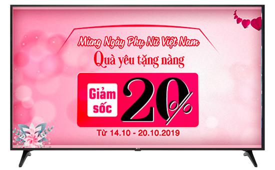 Smart Tivi LG 4K 49 inch 49UM7290PTD
