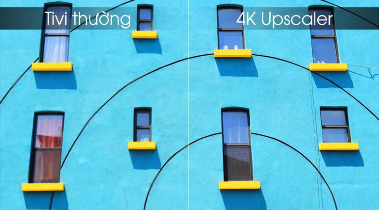 Smart Tivi LG 4K 49 inch 49UM7290PTA - Chip 4K Upscaler