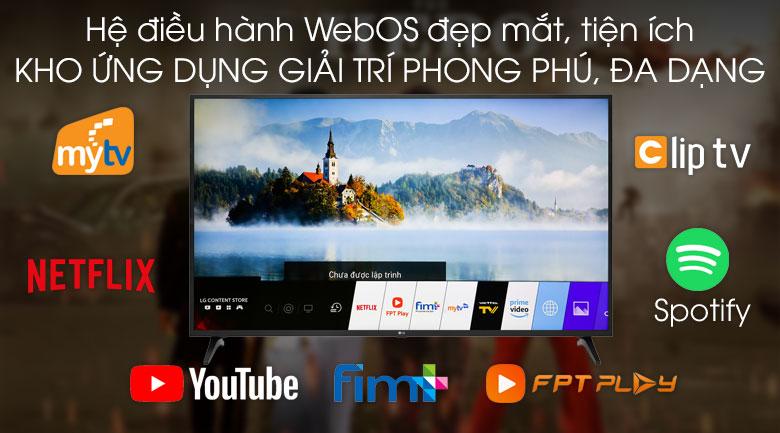 Smart Tivi LG 4K 55 inch 55UM7290PTA - WebOS 4.5