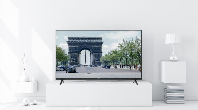 Smart Tivi LG 4K 55 inch 55UM7290PTA - Thiết kế