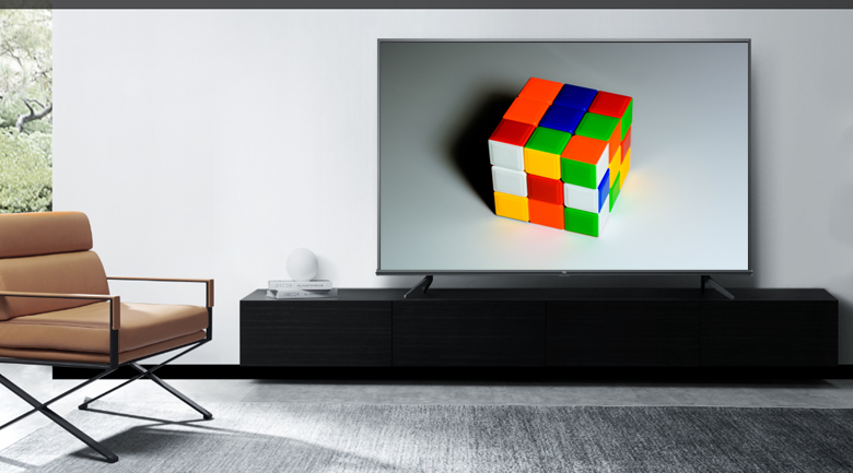 Android Tivi TCL 4K 55 inch L55A8 - Thiết kế