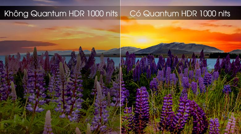 Smart Tivi QLED Samsung 4K 82 inch QA82Q75R - Quantum HDR 1000 nits