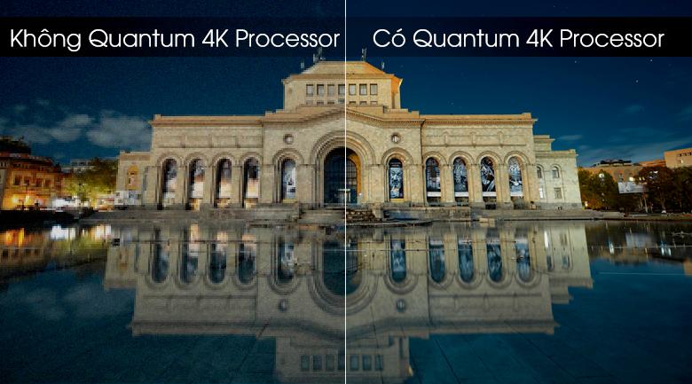 i QLED Samsung 4K 82 inch QA82Q75R - Quantum 4K Processor