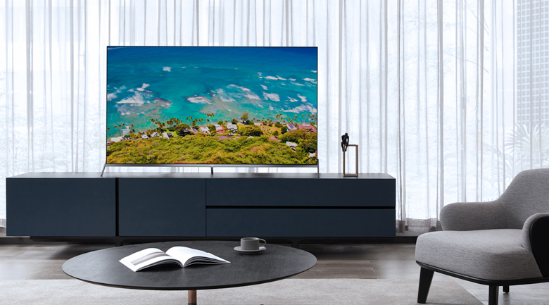 Android Tivi TCL 4K 50 inch L50P8S - Thiết kế