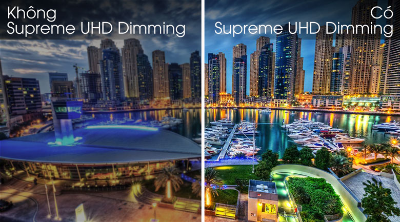 Smart Tivi Khung Tranh QLED Samsung 4K 65 inch QA65LS03R - Superme UHD Dimming