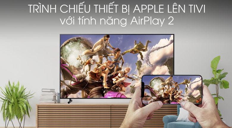 Smart Tivi Khung Tranh QLED Samsung 4K 65 inch QA65LS03R - AirPlay 2