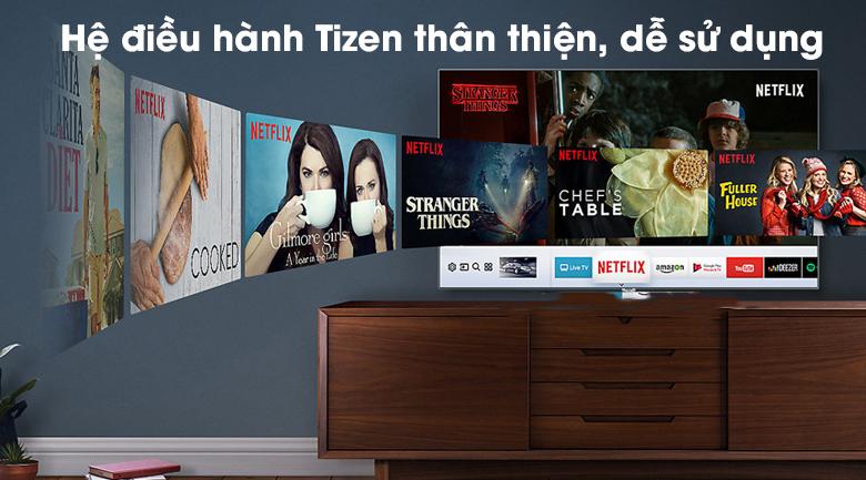 Smart Tivi Khung Tranh QLED Samsung 4K 65 inch QA65LS03R - Hệ điều hành