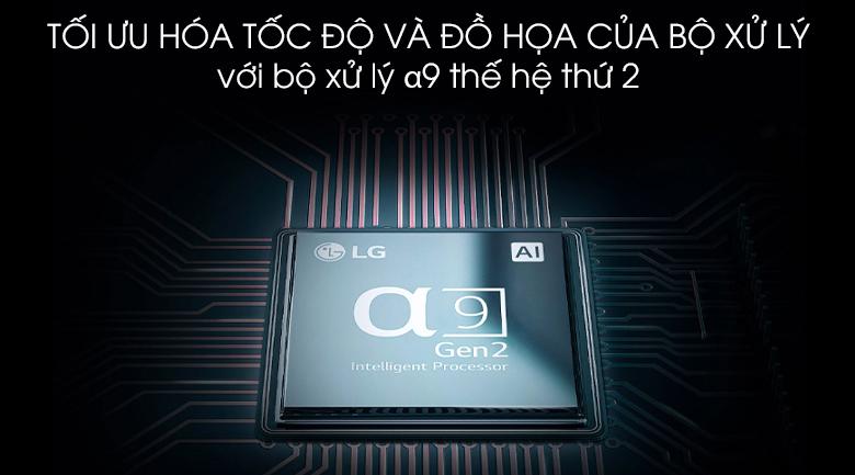 Smart Tivi LG 8K 75 inch 75SM9900PTA - Chip Alpha 9 thế hệ 2