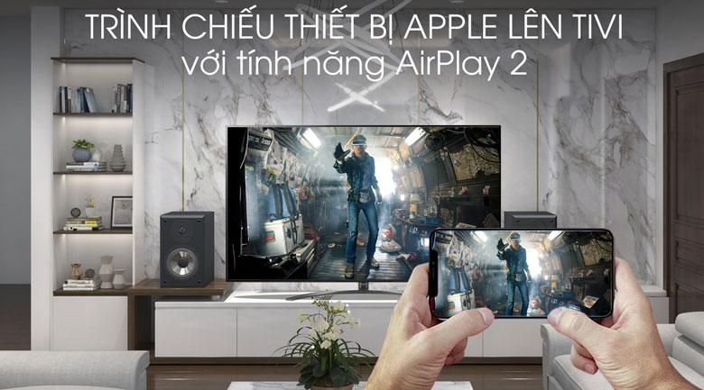 Smart Tivi LG 8K 75 inch 75SM9900PTA - AirPlay 2