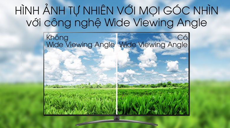 Smart Tivi LG 8K 75 inch 75SM9900PTA - Wide Viewing Angle