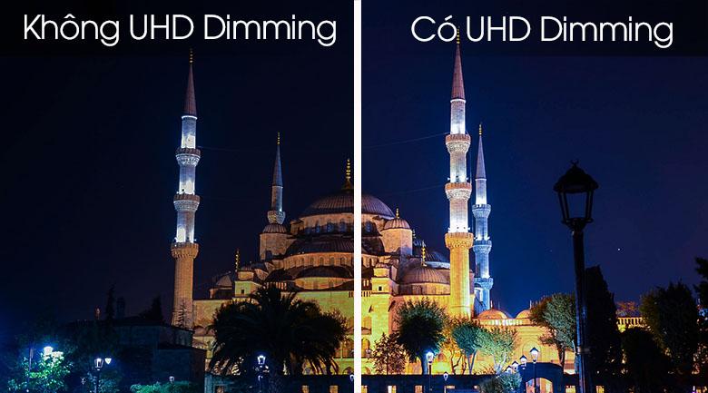 Smart Tivi Samsung 4K 70 inch UA70RU7200 - Công nghệ UHD Dimming