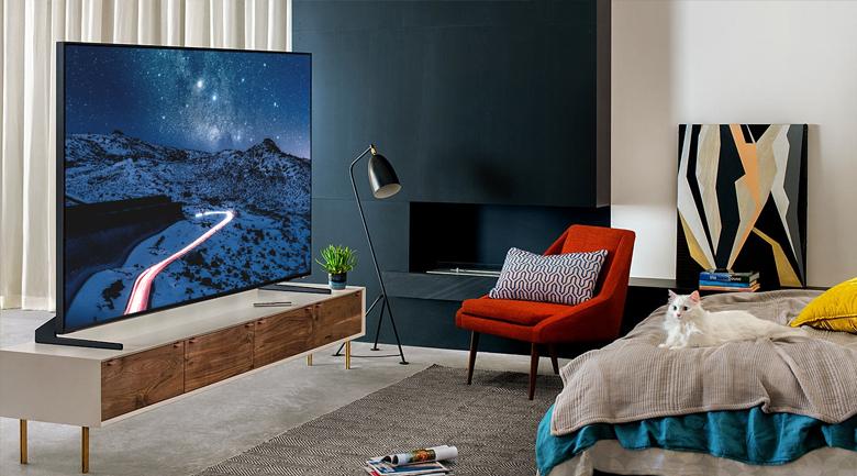 Smart Tivi QLED Samsung 8K 55 inch QA55Q900R - Thiết kế
