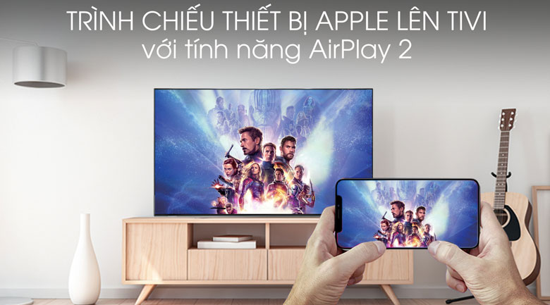 Smart Tivi QLED Samsung 8K 55 inch QA55Q900R - AirPlay 2