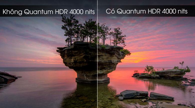 Smart Tivi QLED Samsung 8K 55 inch QA55Q900R - Quantum HDR 4000 nits