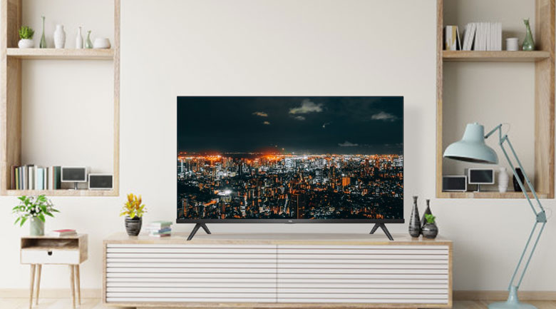 Android Tivi TCL 40 inch L40S66A - Thiết kế