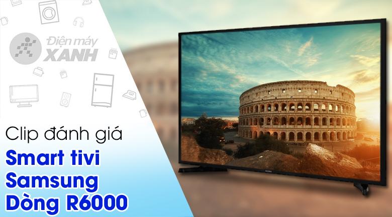 Smart Tivi Samsung 43 inch UA43R6000